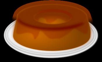 Koláč se slaným karamelem a čokinou