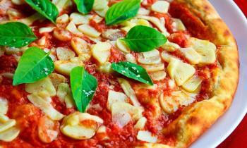 Pizza z pánvičky Ládi Hrušky