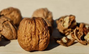 Ořechová bábovka Ládi Hrušky