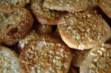 Domácí máslové sušenky Ládi Hrušky za 34 Kč