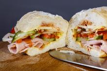 Rodinný sendvič Ládi Hrušky za 99 Kč