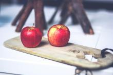 Jablečné knedlíky Ládi Hrušky