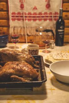 Rodinné stříbro na talíři - Pomalu vařená kachna s jablky